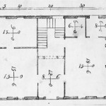 Picture of a House Design Blueprint
