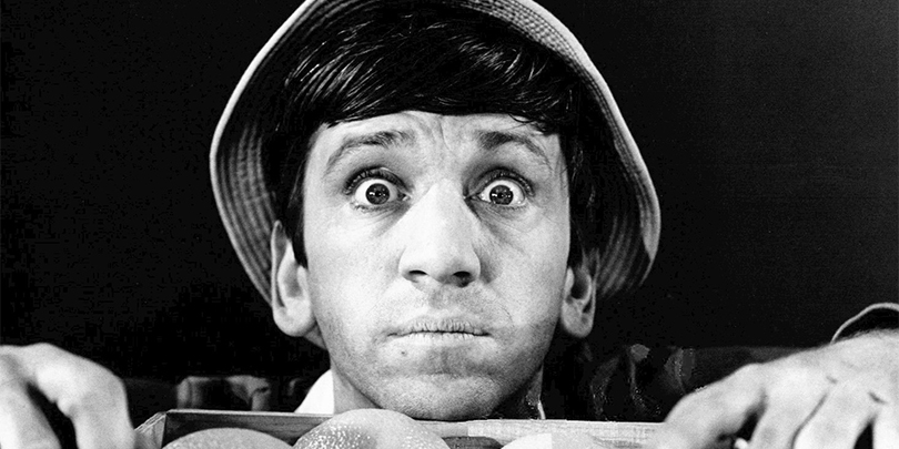 Picture of Bob Denver on Gilligan's Island