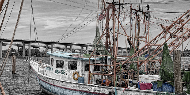 Picture of a Fishing Boat