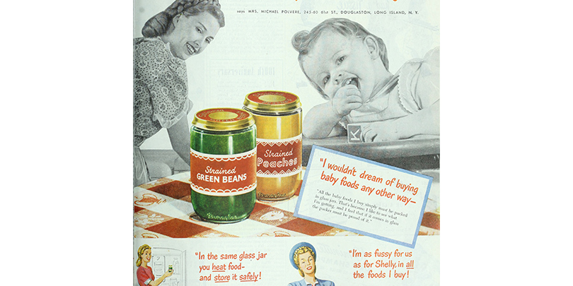 ladies home journal baby food