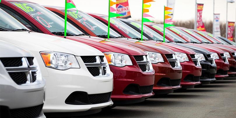 AIG Carfax Car Lot
