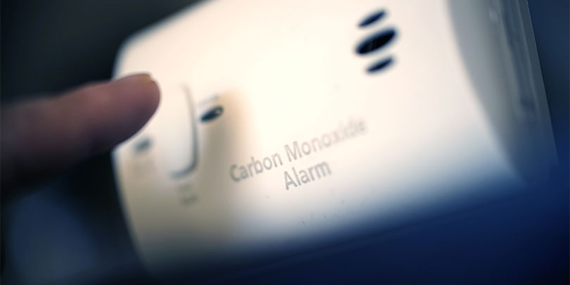 Carbon Monoxide Gas Leak