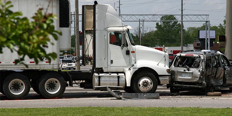 Semi-Truck Accident Crash
